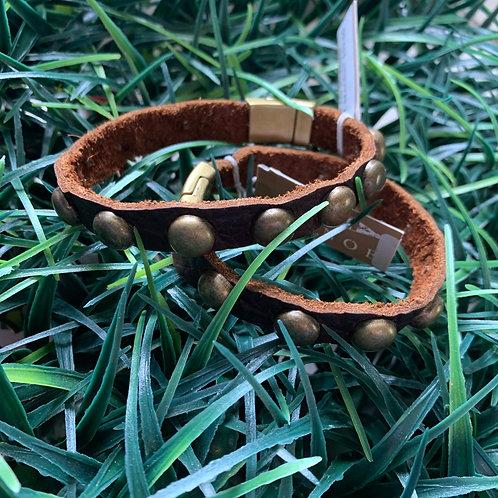 Kodiak Studded Bracelet