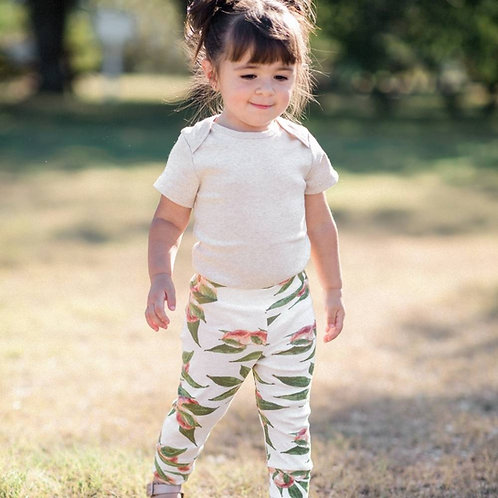 Peaches Organic Cotton Legging