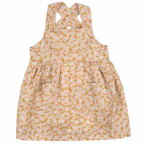 APRON DRESS 12-24 MONTH