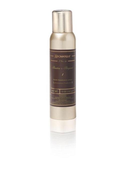 Bourbon Bergamot Aromatique Room Spray 5 Ounce