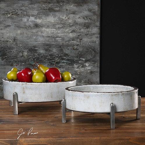 Essie Bowls S/2