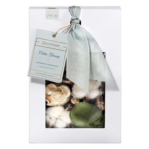 Cotton Ginseng Decorative Fragrance Pocketbook