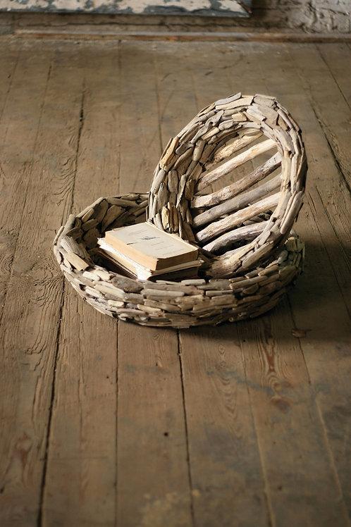 large driftwood bowls