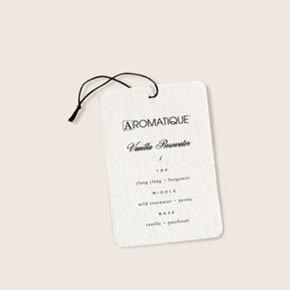 Viola Driftwood - Aroma Card