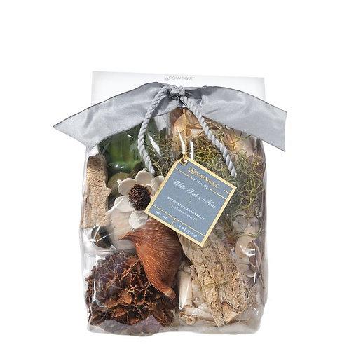 White Teak & Moss Decorative Fragrance
