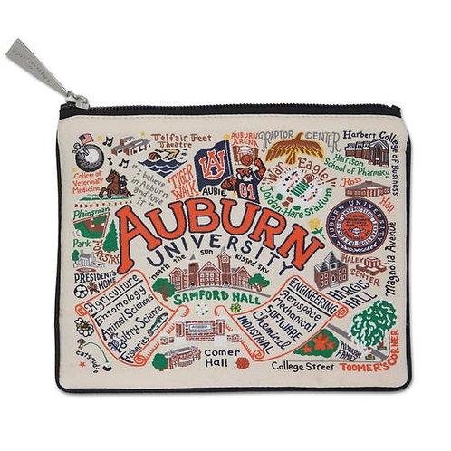 Auburn University Collegiate Zip Pouch