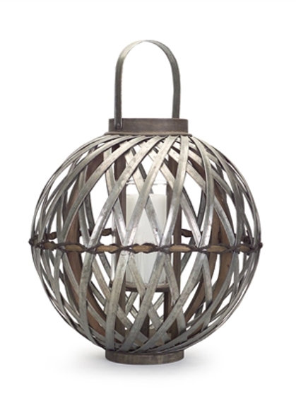 Metal Work Lantern