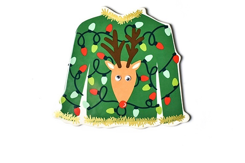 Ugly sweater Big Attachment