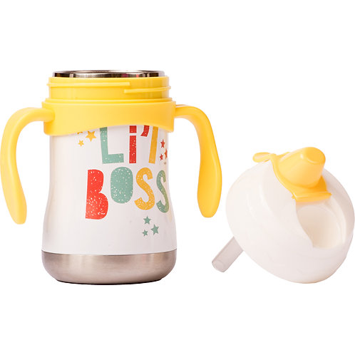 PURE 'LIL BOSS' SIPPY CUP