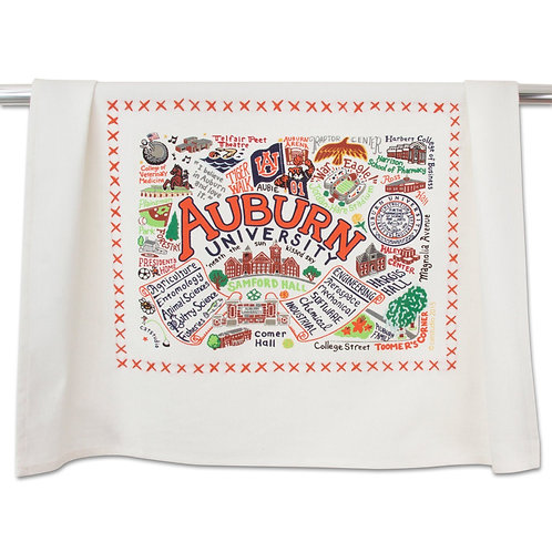 Auburn University Collegiate Dish Towel
