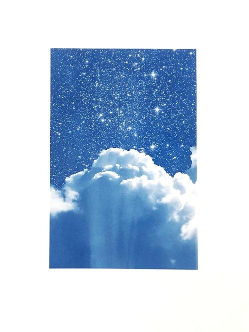 Sky (50x35cm)