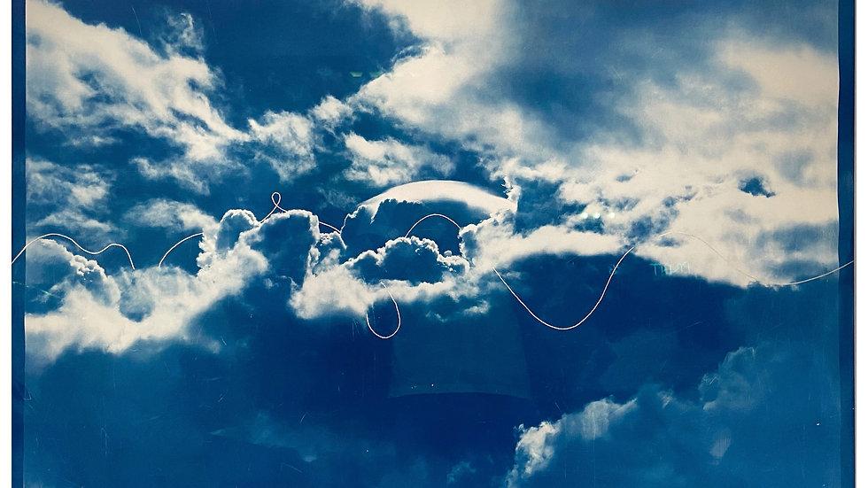 Every Cloud (100x70cm)
