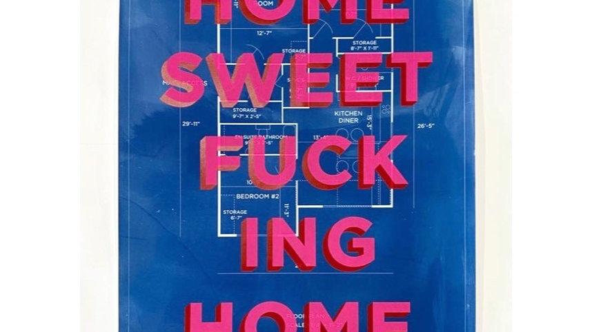 Home Sweet Home ( A2 )