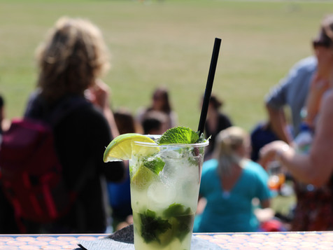 There's nothing like a classic mojito in summer