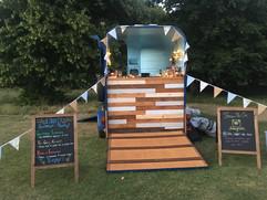 Mobile Horsebox Bar