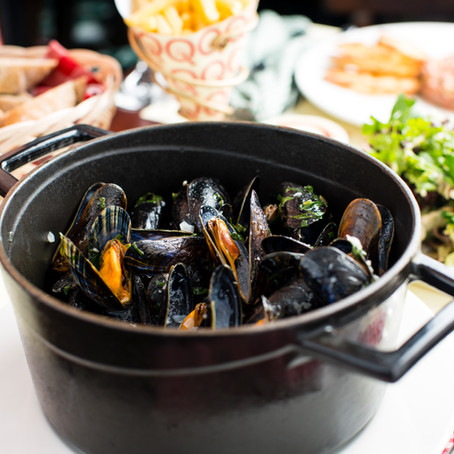 Mussel up your Monday!