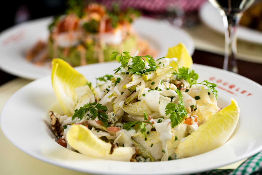 Salade Endives Roquefort