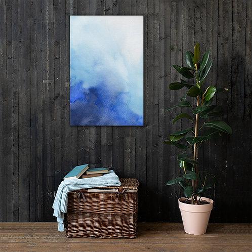 Blue Sea Canvas