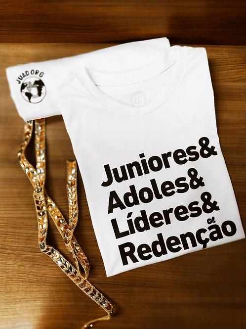Camiseta 4 Palavras