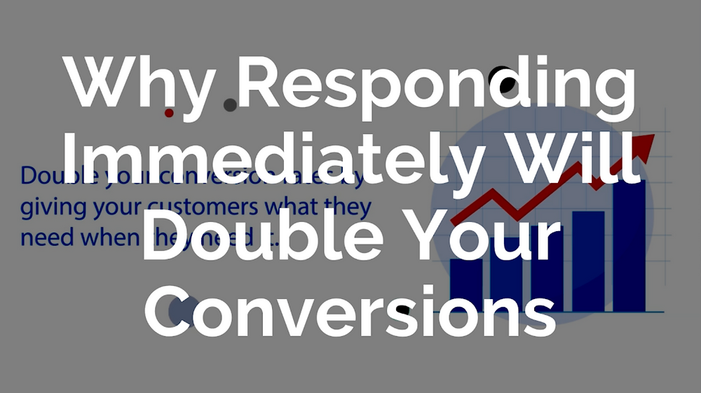 Why Responding Immediately Will Double Your Conversions