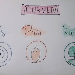 AYURVEDA - Les trois doshas