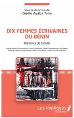 Dix Femmes écrivaines du Bénin