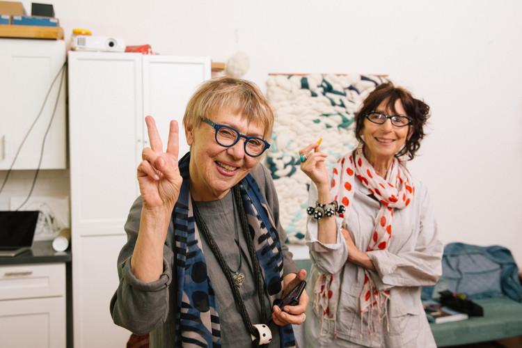 Jean Cacicedo & Janet Lipkin