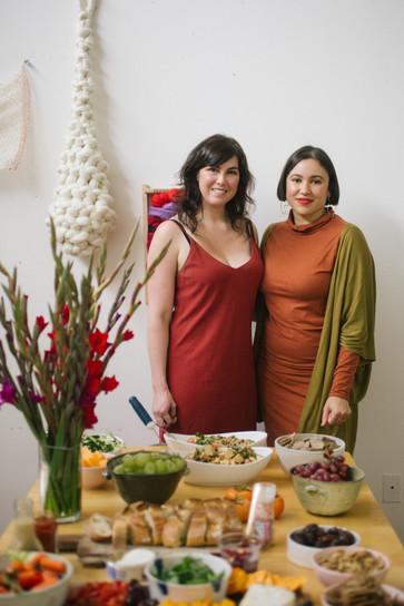 Meghan Shimek & Lise Silva Gomes