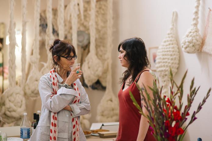 Janet Lipkin & Meghan Shimek