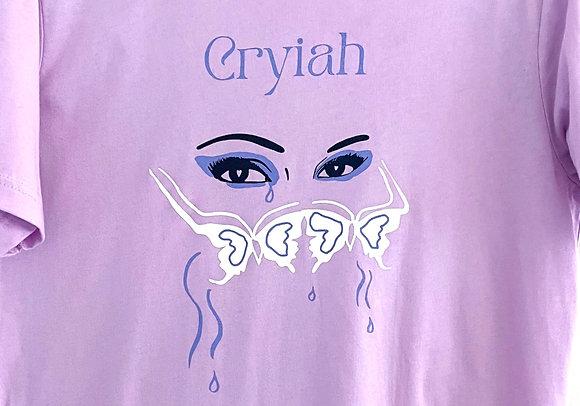 Cryiah Tees misprints