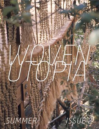 Wovenutopia Quarterly Magazine - Summer Issue
