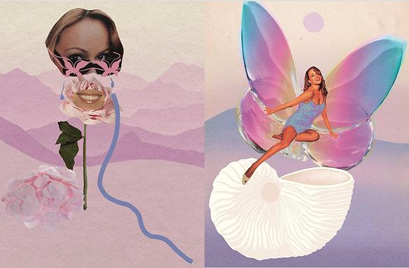 Mariah Fantasy Digital Zine