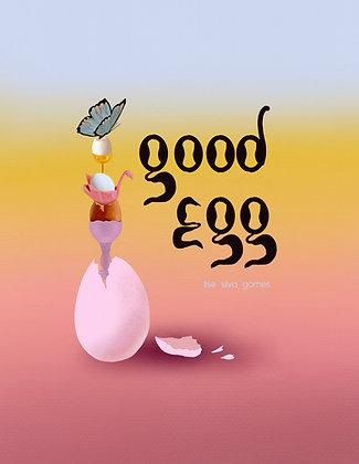 Good Egg: Infinite Creativity through Self-Guided Visualizations