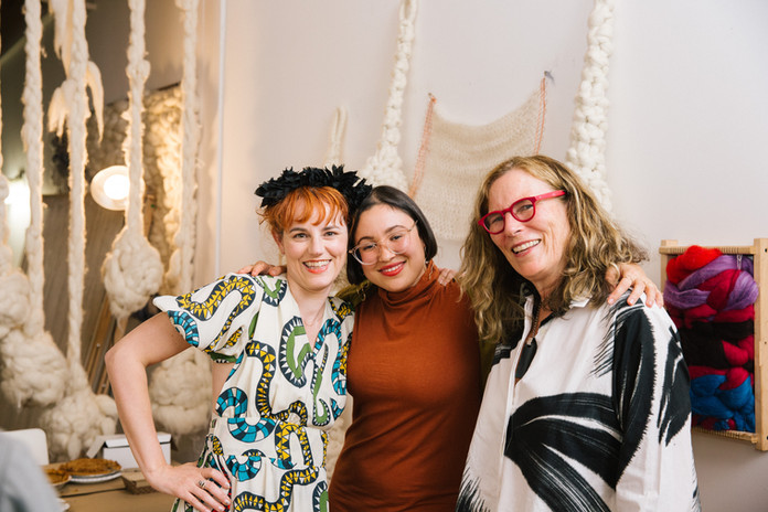 Lise Silva Gomes & Kat Karnaky & Lori Goldman