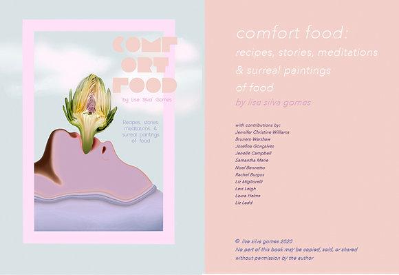 Comfort Food Pdf Booklet
