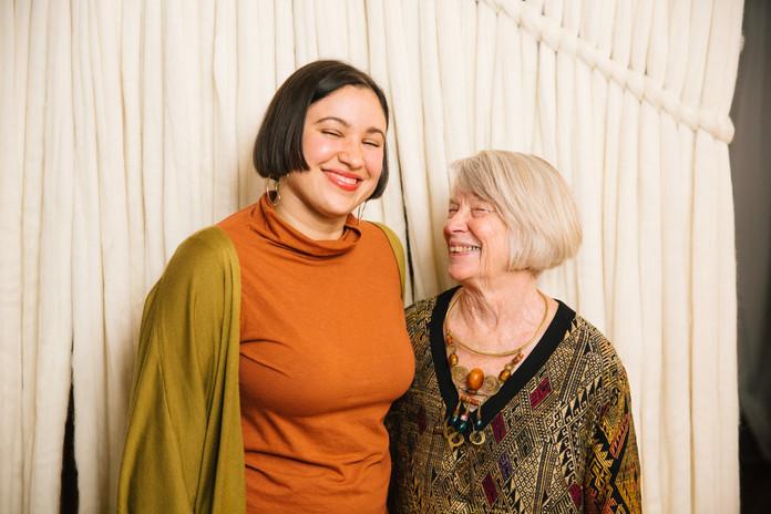 Lise Silva Gomes & Alexandra Jacopetti Hart
