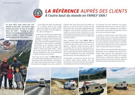 Catalogue Campérève