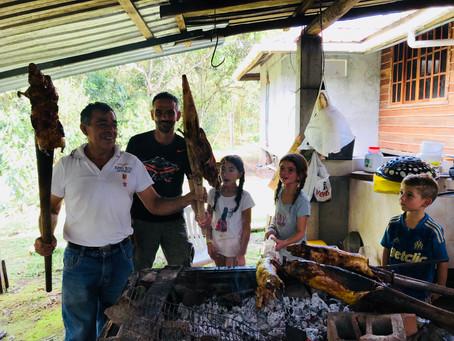 Immersion à Puyo, aux portes de l'Amazonie