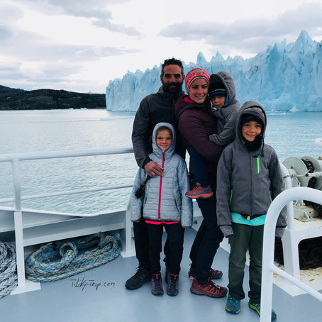 El Calafate – Le PAYS des Glaciers !