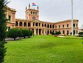 Palais Présidentielle Lopez