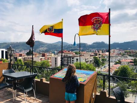 Cuenca, la ville du Panama !