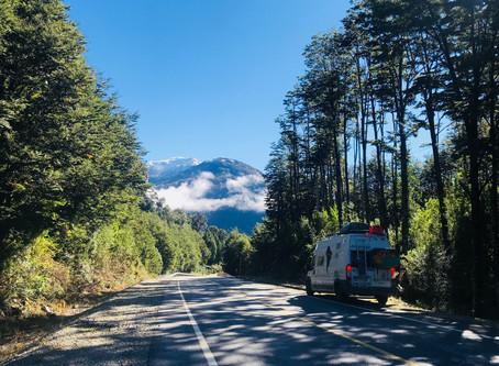 Le long de la carretera Austral- de Puerto tranquillo à Puyuhuapi