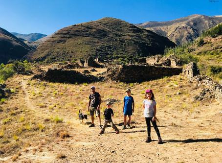 De Samaipata a Cochabamba ! Visite du Machu Picchu bolivien !