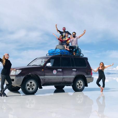 Salar d'Uyuni, expédition en 4x4 inoubliable !