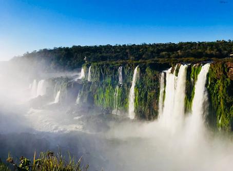 Les fascinantes chutes d'Iguaçu, coté Argentin