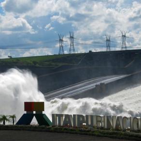 Visiter le Barrage d'itaipu