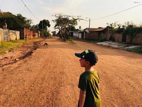 Premier pas en Bolivie, de San Matias à San Igniacio