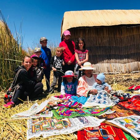 Ouros et Amantani, les îles du bonheur sur le lac Titicaca