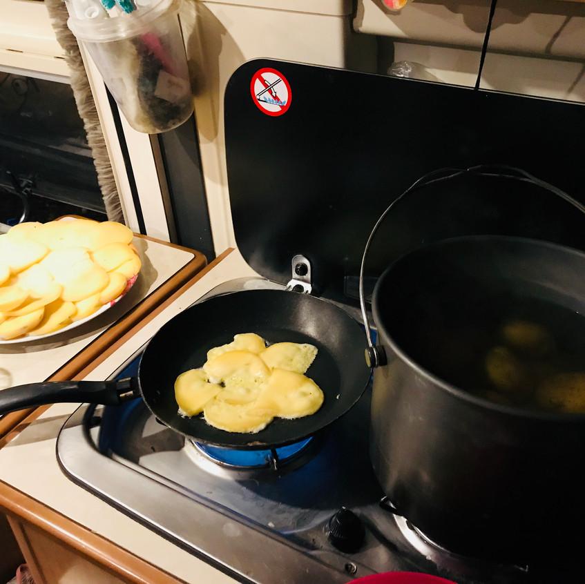 Soirée Raclette à Huaraz
