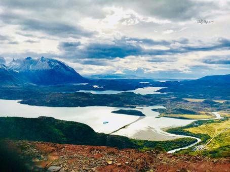 Torres del Paine et ses changements climatiques patagoniens !